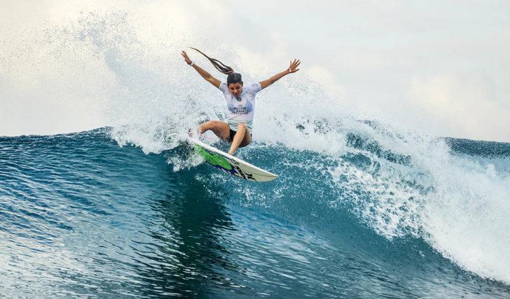45067Carol Henrique eliminada no Corona Bali Protected