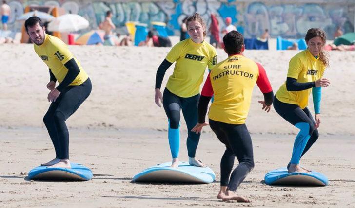 45026Escola Onda Pura à procura de Professor de Surf