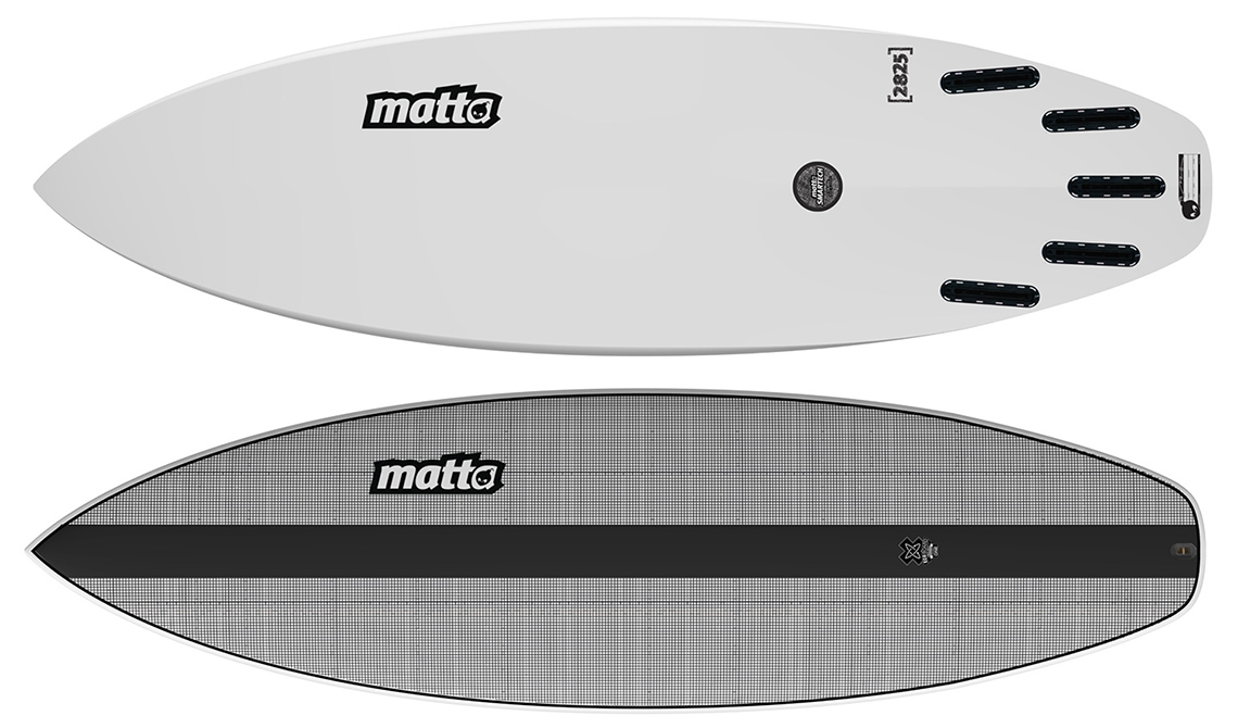 45397Summer Boards | 2825 – The Small Wave Board by MATTA Shapes