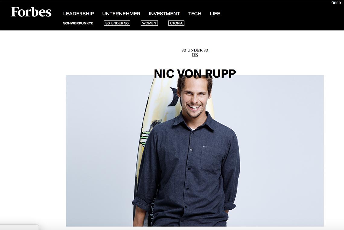 45377Nicolau Von Rupp fala sobre a sua presença na FORBES e mais…