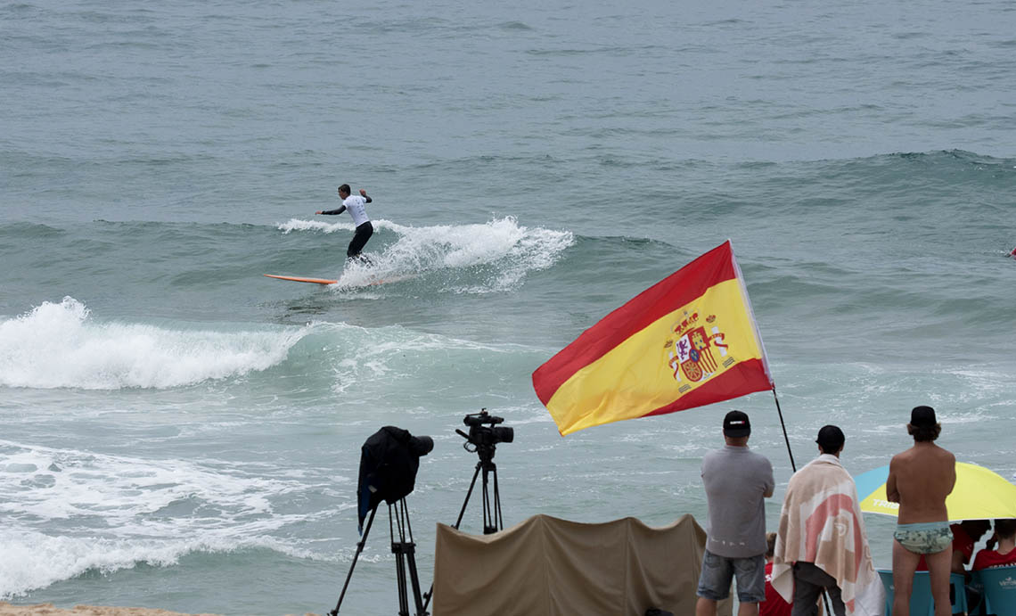 46126Eurojunior arranca com categorias de longboard e bodyboard
