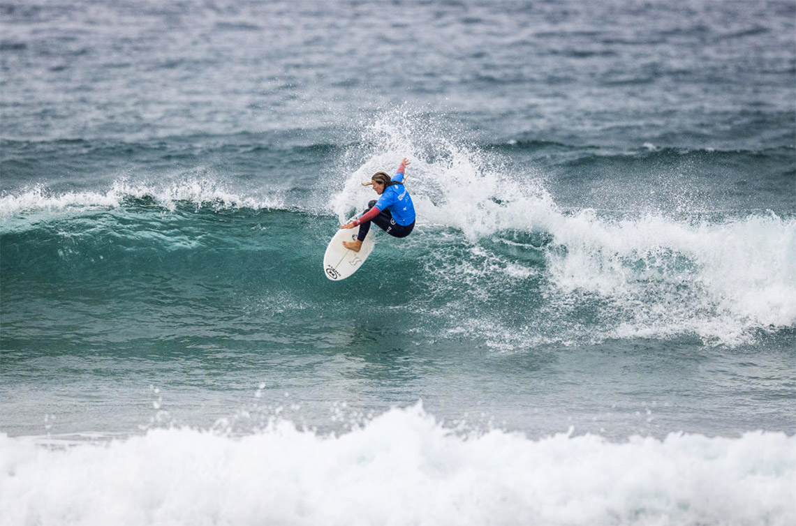 46177Os heats das surfistas portuguesas no Paul Mitchell Supergirl Pro