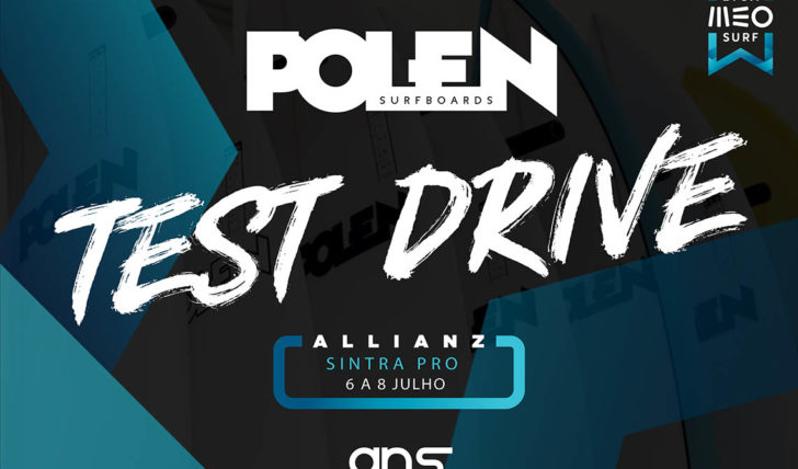 """45748Passa no Allianz Sintra Pro e testa """"foguetes"""" da Polen…"""