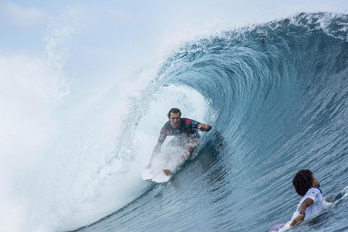 46497Frederico Morais eliminado no round 3 do Tahiti Pro Teahupoo