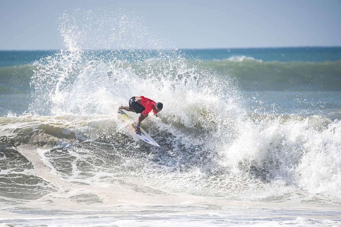 46978Dois surfistas lusos na repescagem do ISA WSG | Dia 2