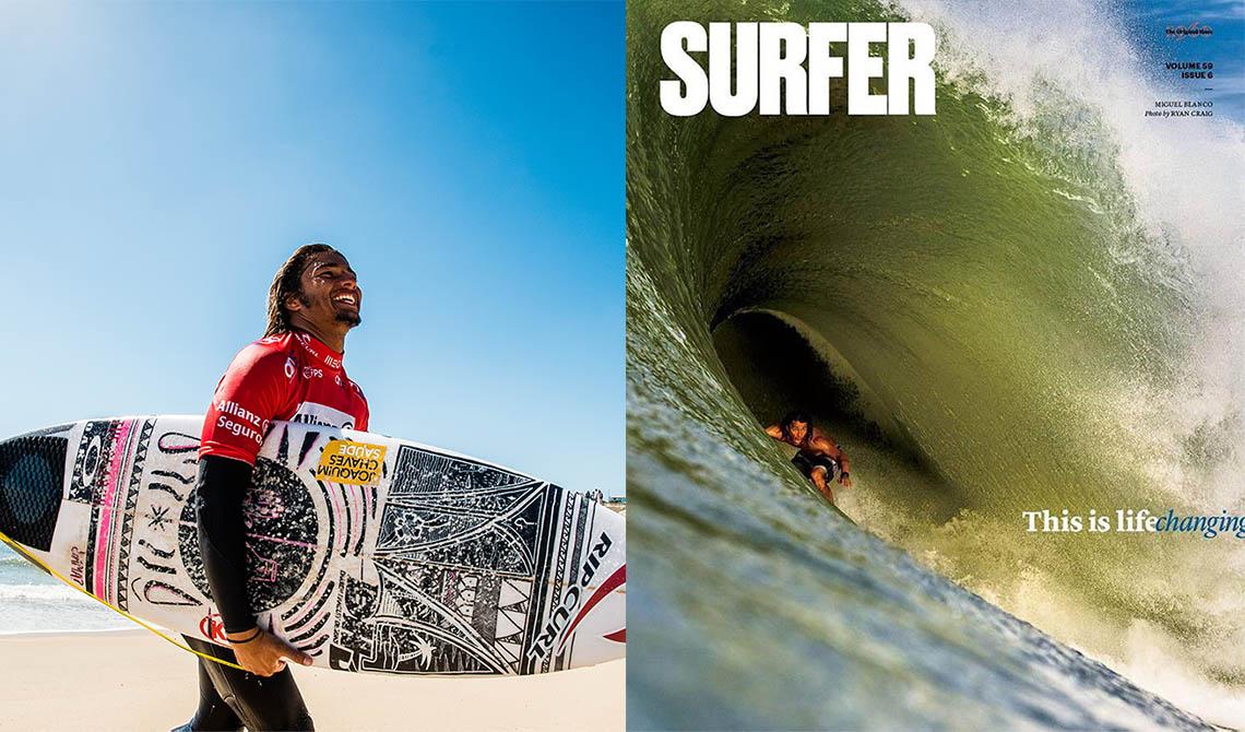 47061Miguel Blanco na capa da SURFER Mag