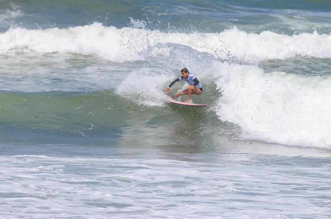 46856Carol Henrique termina em 5º lugar no Anfaplace Pro Casablanca