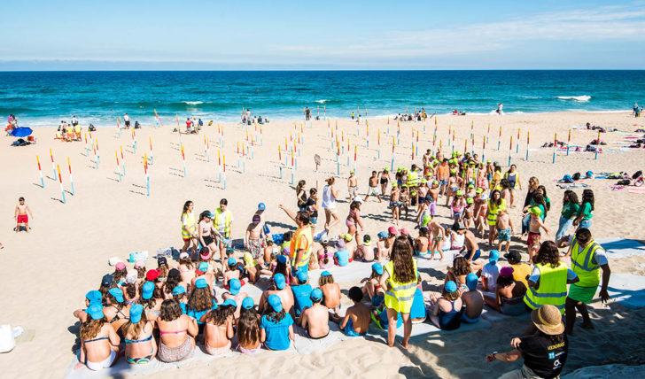 47255Liga MEO Surf com objectivo de chegar a uma tonelada de plástico recolhido
