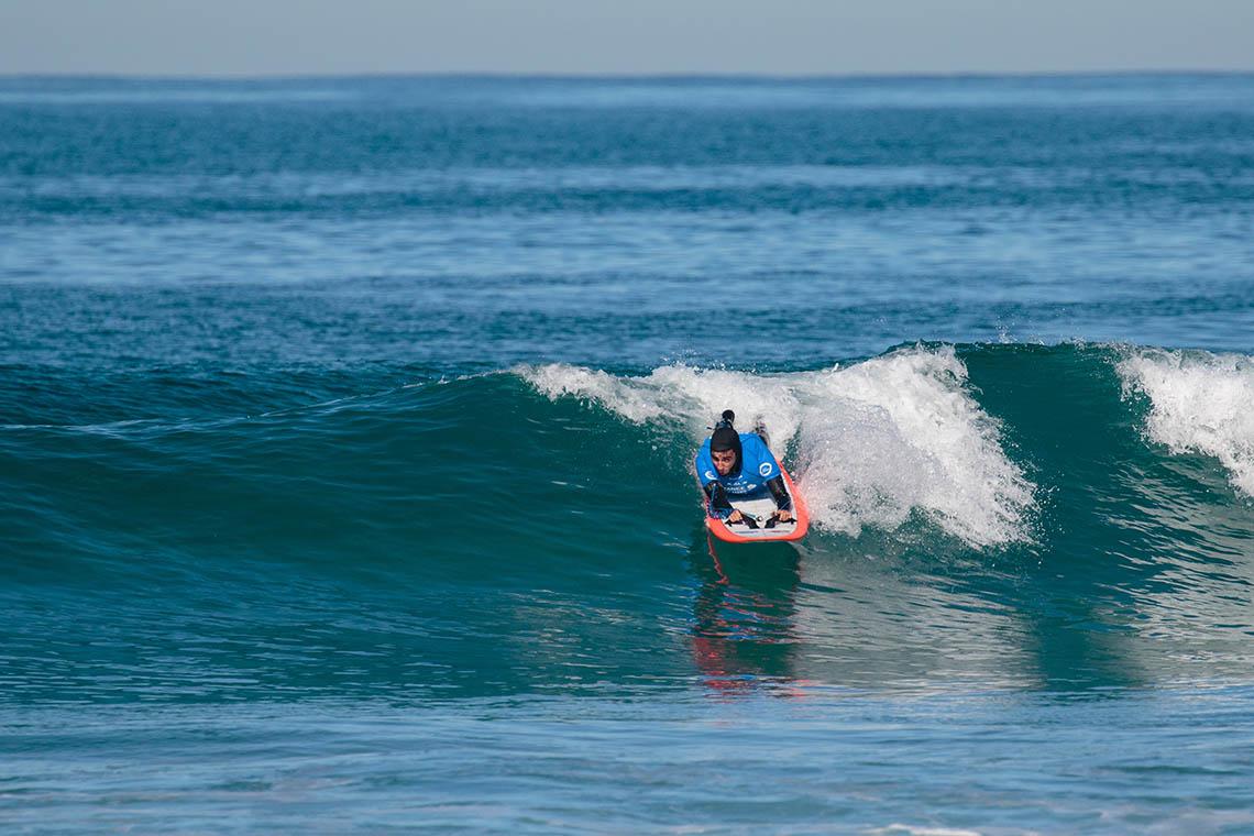 48594Selecção lusa com bom desempenho no arranque do Mundial de Surf Adaptado