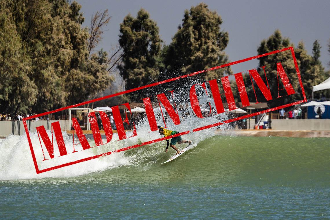 49048Imitação da piscina de ondas de Kelly Slater surge na China…