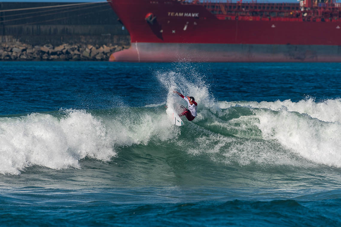 49475Vencedores decididos no Rip Curl Grom Search no Porto