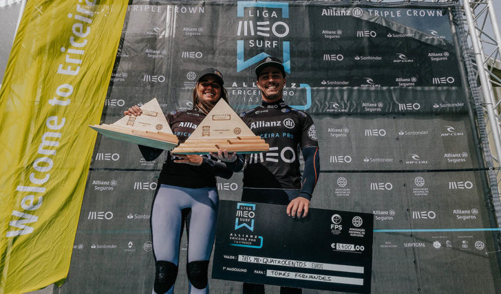 49421Tomas Fernandes e Teresa Bonvalot vencem o Allianz Ericeira Pro