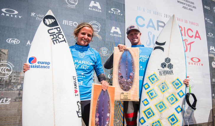 50219Nat Young & Pauline Ado vencem o Caparica Surf Fest Pro presented by Oakley
