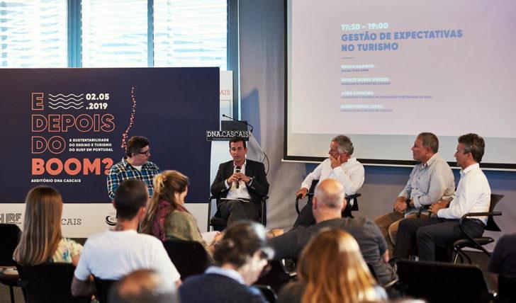 50425Os pontos principais do debate sobre a sustentabilidade do ensino e turismo do surf em Portugal
