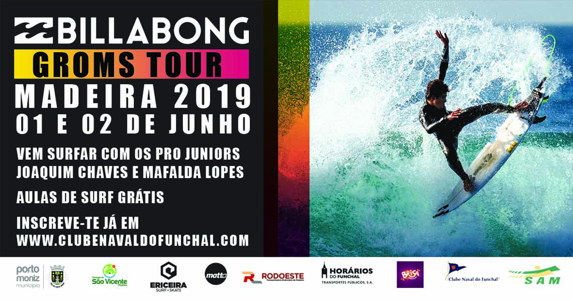 50511Billabong Groms Tour Madeira com Mafalda Lopes e Joaquim Chaves