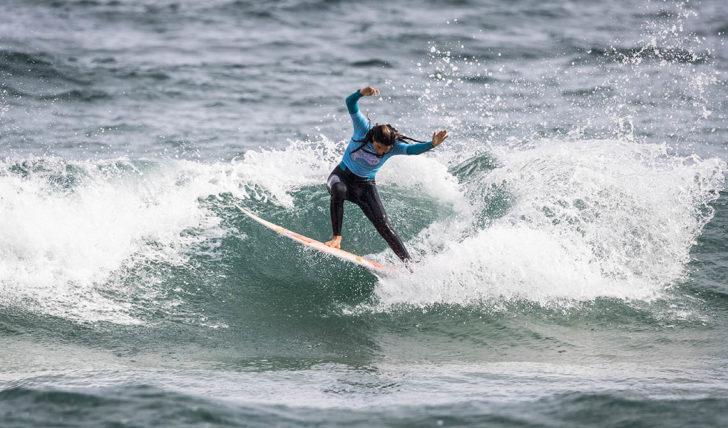 50493Teresa Bonvalot termina em 3º lugar no Cabreiroá Pro Zarautz Basque Country