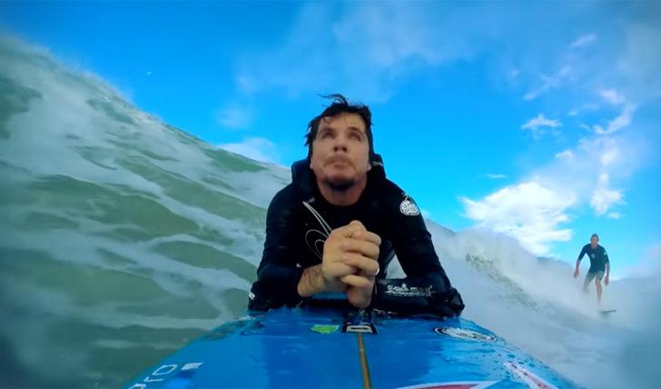 50873Barney Miller, o surfista que mais inspirou Mick Fanning