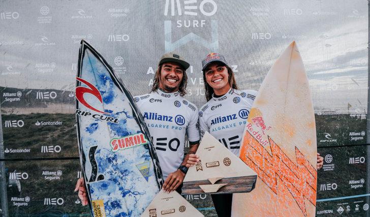 51142Miguel Blanco & Teresa Bonvalot vencem o Allianz Algarve Pro