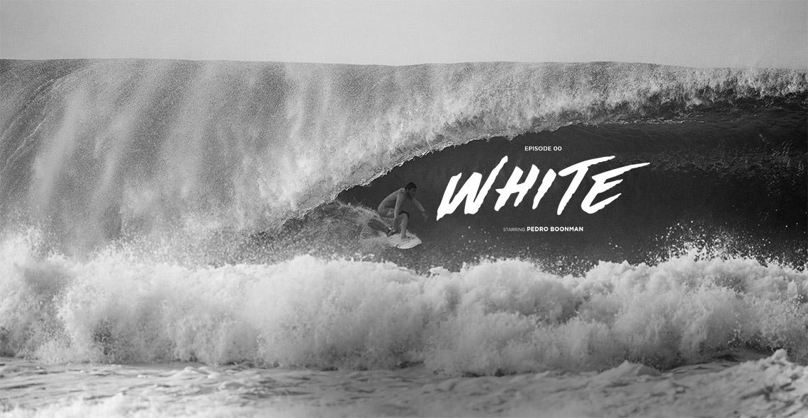 """50902Pedro Boonman apresenta """"White"""""""