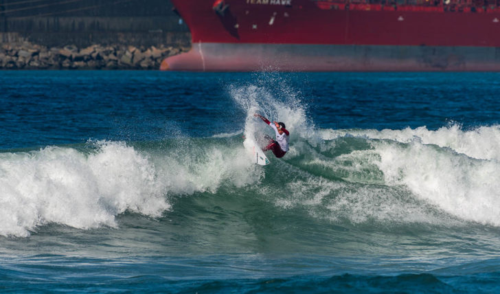 51374Martim Paulino no round de 12 do Billabong Occy's Grom Comp