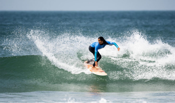 51623Teresa Bonvalot no round 4 do Nissan Super Girl Pro