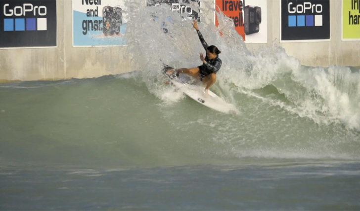 52369Malia Manuel treina para o Freshwater Pro (em Waco) || 1:01