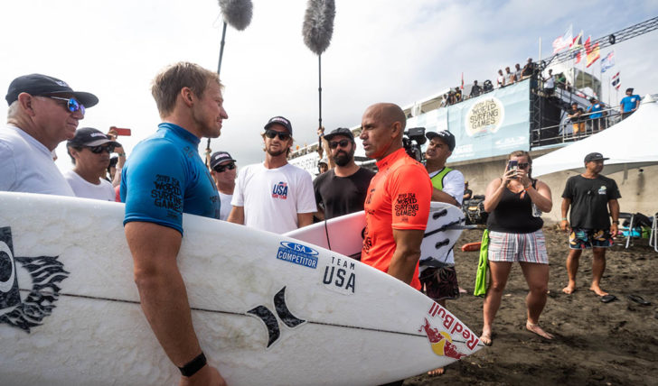52510No Contest | Nos bastidores do ISA World Surfing Games || 18:10