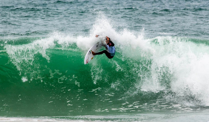 52927Miguel Blanco no round 3 do MEO Rip Curl Pro Portugal