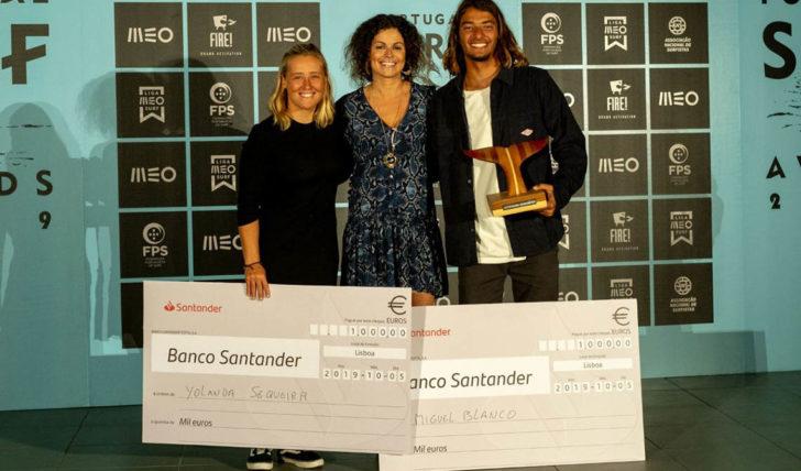 52795Noite de gala nos Portugal Surf Awards coroou os campeões nacionais de surf