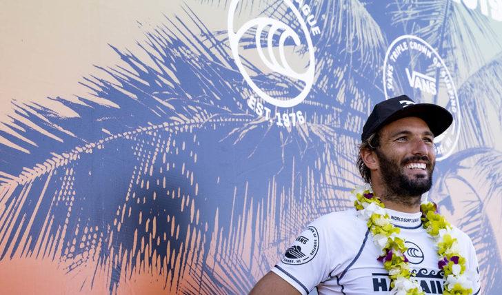 53533Frederico Morais é o novo líder do circuito Qualifying Series