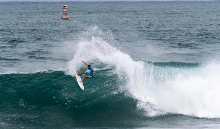 53478Frederico Morais avança para as meias finais do Hawaiian Pro