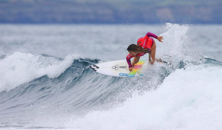 53579As adversárias de Mafalda Lopes no WSL Junior Championships