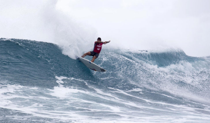 53377Vasco Ribeiro eliminado no round 2 do Hawaiian Pro