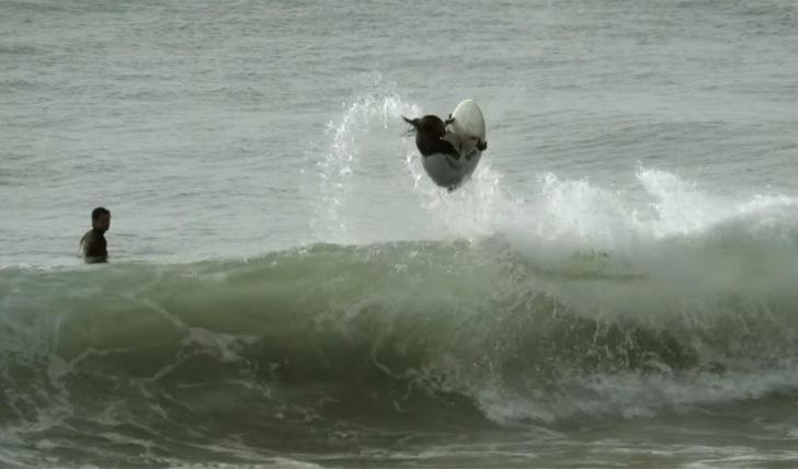 "53264Reverse | O surf progressivo de Wellington ""Gringo"" Magalhães || 5:50"