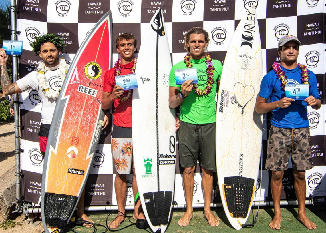 54273Billy Kemper vence o Sunset Open, Jácome Correia termina em 17º lugar