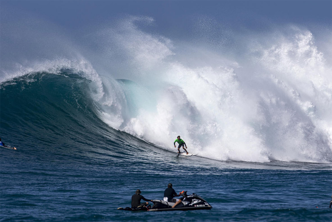 "54200""Armada Lusa"" reduzida a dois surfistas no Sunset Open"