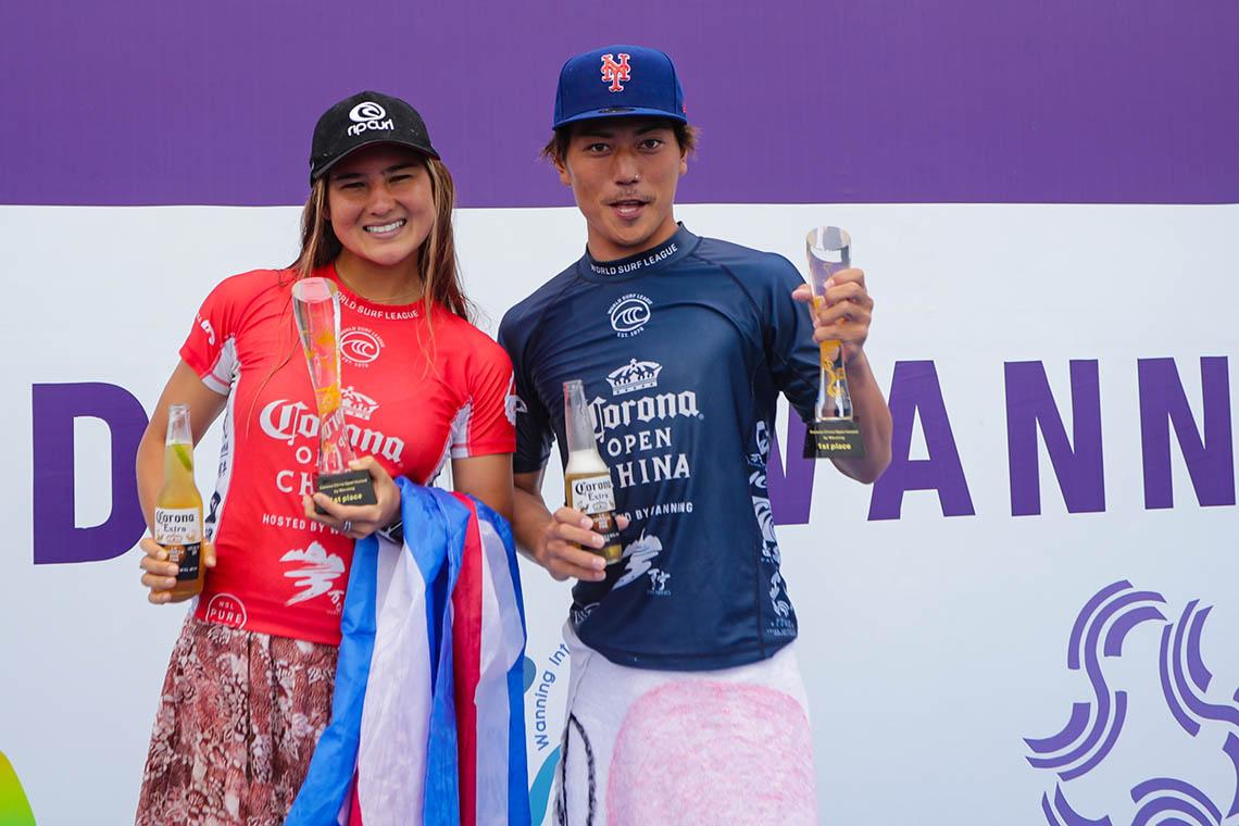 54082Brisa Hennessy & Shun Murakami vencem o Corona Open China