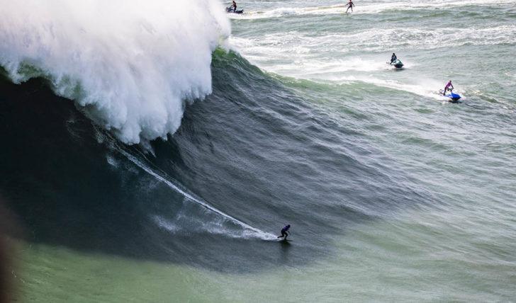 54988Von Froth Ep.1 | Nicolau no Nazaré Tow Surfing Challenge || 15:15