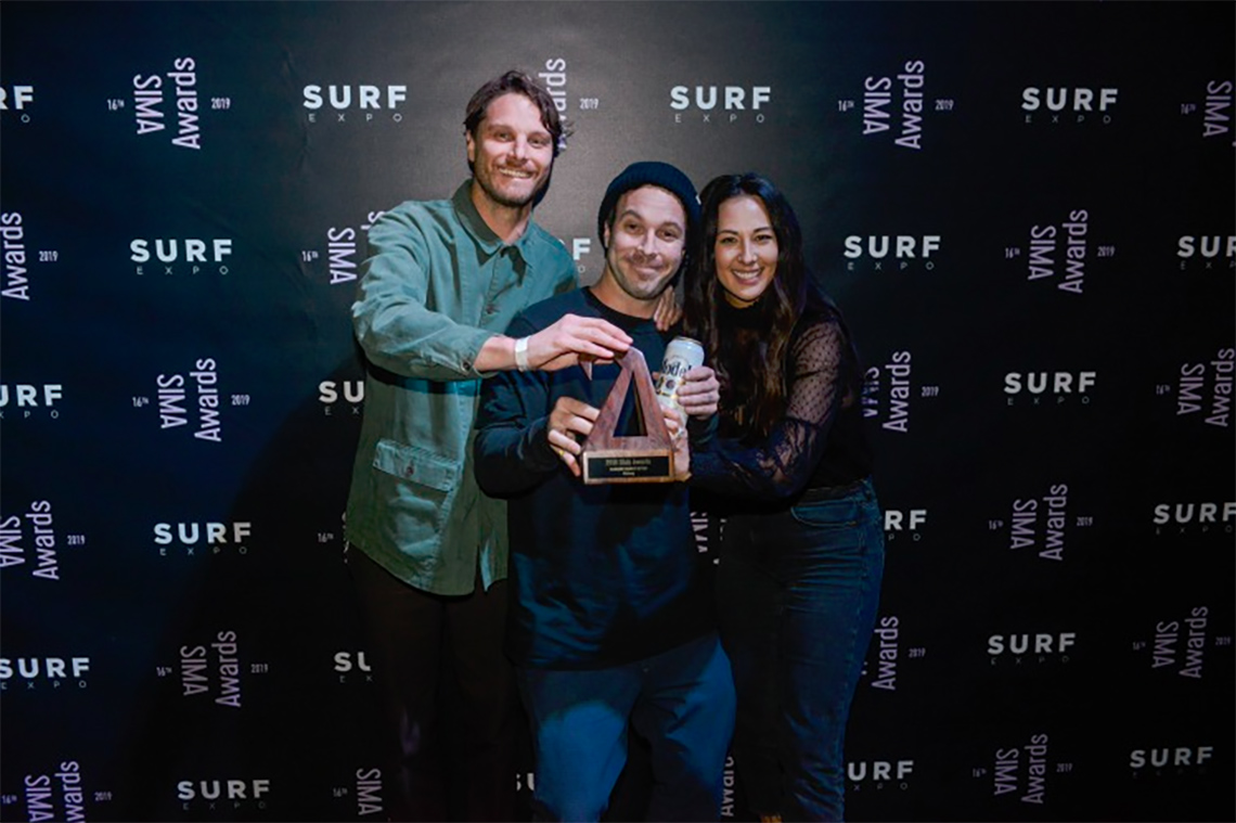 54866Billabong foi a marca mais premiada no 16º SIMA Awards