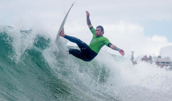 54816Vasco Ribeiro no round 5 do Sydney Surf Pro