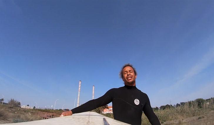 55364Será que Kalu Oliveira tem surfado durante a quarentena? || 1:14