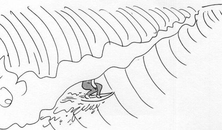 56168One Wave #05 – Julia | By André Laranjinha