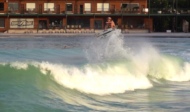 56585Será Jackson Dorian o surfista mais progressivo da sua idade? || 2:10