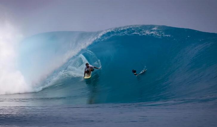 "56971Os incríveis tubos do surfista que ficou ""preso"" nas Mentawai || 7:39"