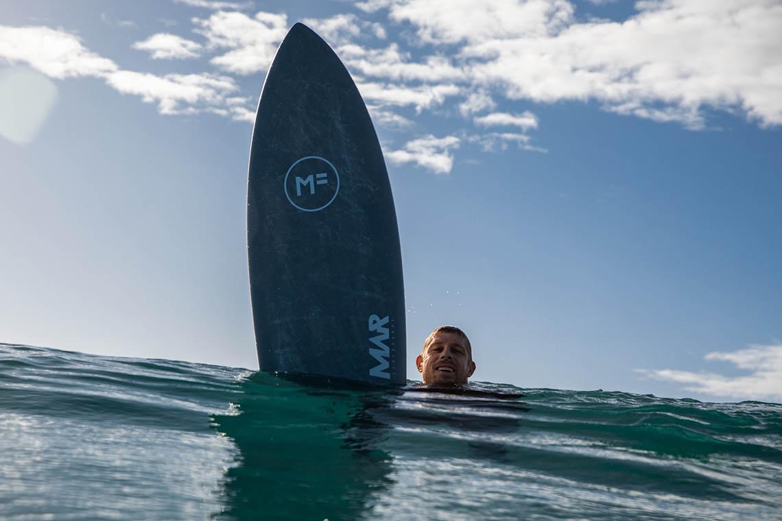 56835Mar Surfboards lança modelo em parceria com Mick Fanning Softboards