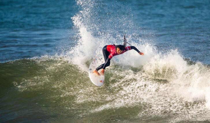 57646Teresa Bonvalot é a única representante lusa garantida no round 3 do MEO Portugal Cup of Surfing