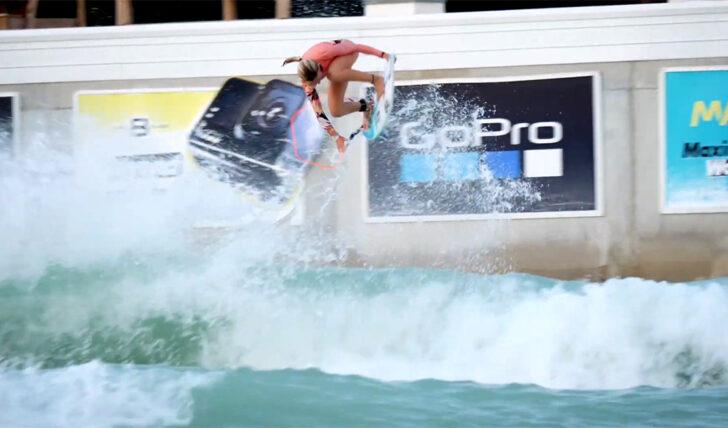 57617Será Sierra Kerr a surfista mais progressiva da sua geração? || 1:56