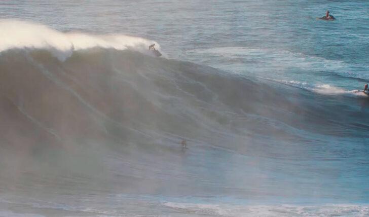 58194A maior onda da vida de Ítalo Ferreira foi na Nazaré || 8:00