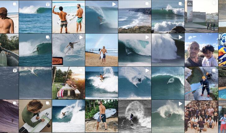 58858Os surfistas portugueses com mais seguidores no Instagram | Janeiro de 2021