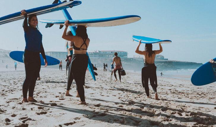 59358FPS e Escolas apelam  ao Presidente da República, Primeiro-Ministro  e Assembleia da República para regresso  das aulas de surf